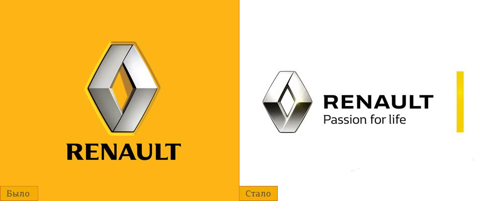 брендбук renault 2013