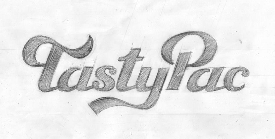 Процесс создания логотипа для